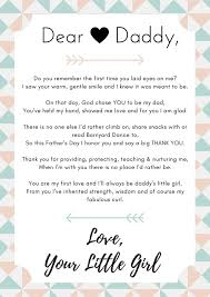Daddy\'s Little Girl Quotes New Dear Daddy Poem Celebrate Dad With A Poem From Your Kids Father's