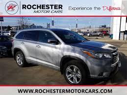 Used Toyota Highlander Rochester MN