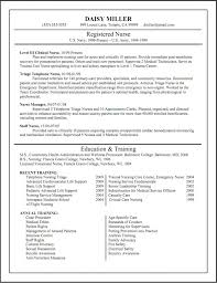 Free Resume Templates For Nurses 9958 Awesome Free Rn Resume