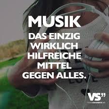 Visual Statements Musik Das Einzige Wirklich Hilfreiche Mittel