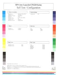 Small Picture Hp Printer Color Test Page businesswebsitestartercom