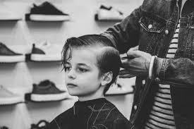 男の子のカッコいい髪型オススメのヘアスタイルは Barberメンズメンテ
