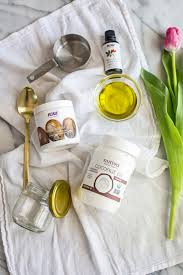 with just 3 ings coconut oil shea er olive oil this