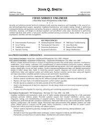 Electrical Field Engineer Sample Resume Electrical Field Engineer Sample Resume nardellidesign 2