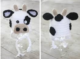 Crochet Cow Pattern Cool Inspiration Design