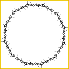 wire fence transparent. Fence Border Barbed Wire Incredible Circle Icons Png And Pics For Transparent