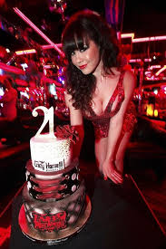 Claire Sinclair Celebrates 21st Birthday At Crazy Horse Iii