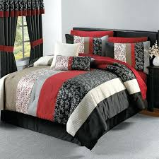 asian bedding urban bedroom ideas with bedding sets queen black white red gray comforter black asian