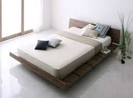 SBN21: Only the modern design low bed master piece fro Abad / Queen ...