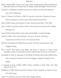 example reference list co example reference list