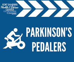 parkinson s pedalers 2 fort sanders health and fitness center