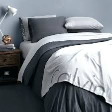 calvin klein duvet cover duvet cover modern cotton jersey full queen duvet cover for design