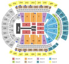 Wwe Seating Chart Xl Center Wells Fargo Arena Online Charts Collection