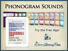 All About Spelling Phonogram Chart Free Phonogram Sounds App