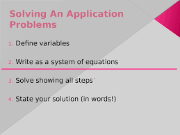 linear equations in 2 variables x y