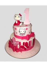 Buy Hello Kitty Cake For Hello Kitty Cake Customized Cakes In Dubai Uae