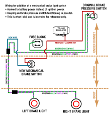 wiring diagram for switch to light wiring wiring diagrams