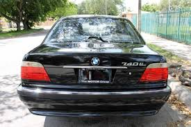 2001 BMW 740iL city Florida The Motor Group