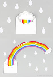 Downloadable Birthday Invitations Surprise Rainbow Party Invitation Mr Printables