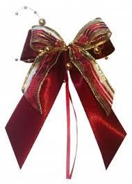 10 Weihnachtsschleifen Christbaumschmuck Schleifen Geschenke Weihnachten Ws1749
