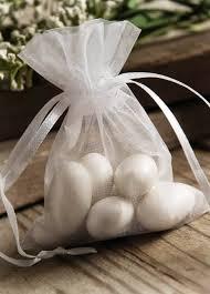 organza wedding favor bags. organza favor bags white 4x6 (pack of 50) wedding d