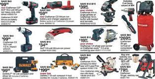 craftsman power tools. craftsman black friday 2012 3-day sale power tools