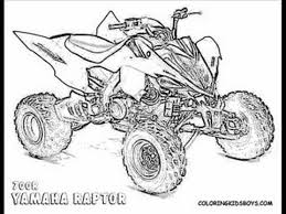 Small Picture ColoringBuddyMike ATV Coloring Pages YouTube