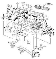1997 carryall 1, 2 & 6club car club car parts & accessories in club car repair manual free download at Club Cart Parts Diagram