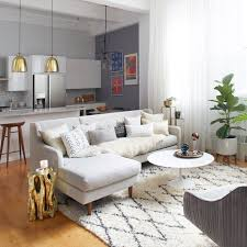 townhouse contemporary furniture. Apartment Living Room Furniture Ideas Gen4congress Brooklyn Townhouse Contemporary