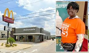 McDonald's is hit with $50million 'pervasive sexual harassment' class  action lawsuit in Florida | Daily Mail Online