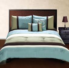 advanced blue and brown duvet cover c3904132 brown cream paisley quilt set full
