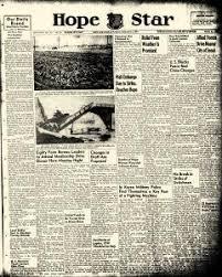 Hope Star Newspaper Archives, Feb 3, 1951, p. 1