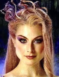 fantasy makeup glitters sparklers brilliant colors mask makeup costume makeup hair inc