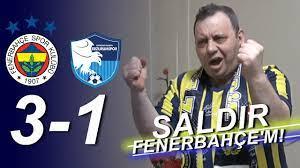 FANATİK FENERBAHÇELİ ERZURUM MAÇINI İZLERSE... | Fenerbahçe 3-1 BB  Erzurumspor - YouTube