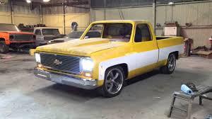 1976 Chevy C10 - YouTube