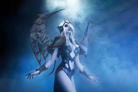 dota 2 cosplay vengeful spirit by dasha lisova