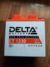 Обзор от покупателя на <b>Аккумулятор DELTA CT</b> 1230 обратная ...
