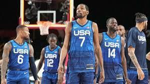 Team USA basketball vs. France score ...