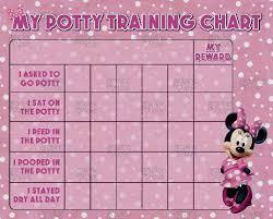 Potty Training Chart Printable Girl Paw Patrol Potty Training Chart Free Printable Potty