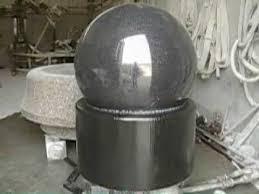 sphere fountain floating sphere granite water fountain ball fountain 0003 fountain f71