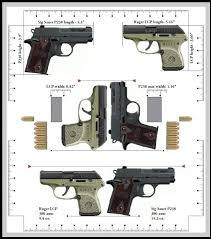 Comparison Charts Ruger Lcp Vs The Firing Line Forums
