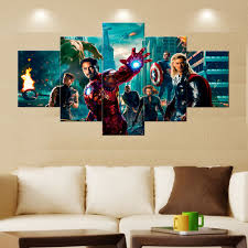 ... Full Image for Wondrous Avengers 3d Wall Art Light Panel Pictures  Canvas Painting Marvel 3d Wall ...