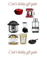 Gift For The Kitchen Cooks Holiday Gift Guide