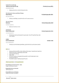 how to set out a resumes how to set up a resume resume templates