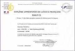 Дипломы и тесты по французскому языку > russie Подтверждения о знании иностранного языка выданные российскими вузами дипломы справки и т п французскими вузами как правило не принимаются