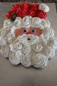 Christmas Cake Design Pinterest Santa Christmas Cake Pictures Photos And Images For