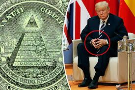 Image result for Trump's hands styles