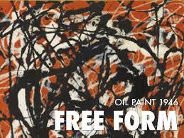 jackson pollock free form painting jackson pollock by jessica crites jackson pollock free form painting