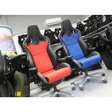 recaro bucket seat office chair. Recaro Sportster CS Office Sport Seat Bucket Chair