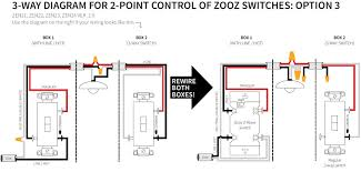 3 Way Wire Diagram Wiring 3-Way Switch Configurations